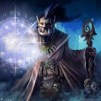 Rune Age - Spiritspeaker by nstoyanov
