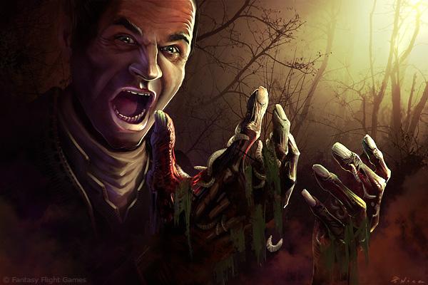 Cthugha Arkham Horror Call of Cthulhu - Arkh...