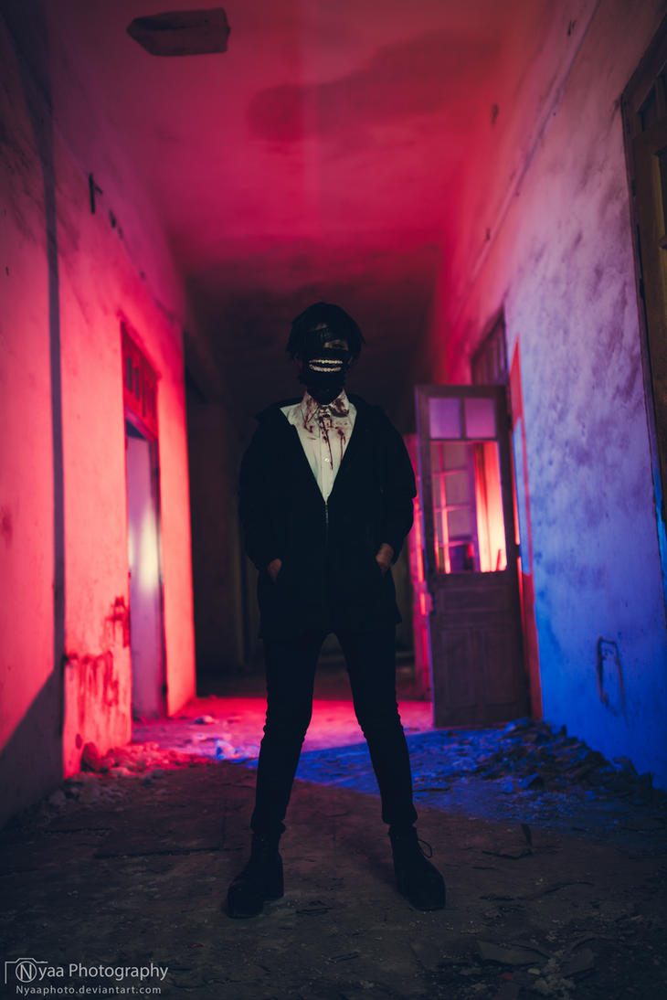 Tokyo Ghoul by nekowataru