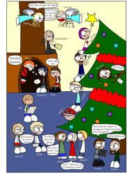Merry Christmas 2008 by FreakyPeep