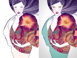 Kimono by S-he84