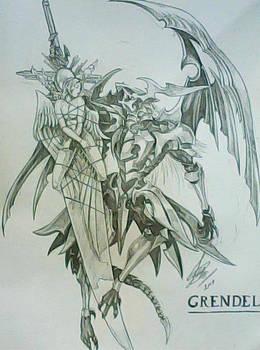 Lord of Arcana Summon: Grendel