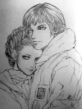 Star Wars: Skywalker Siblings