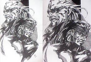 Metal Gear Solid 4 - Guns of the Patriots