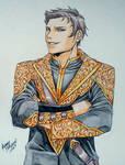 Commission: Neltarion-Uniform