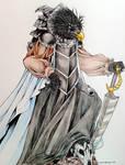 Commission: Skekkel