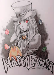 Happy Easter 2019 by MemoryFragment