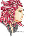 KingdomHearts3: Axel/ Lea