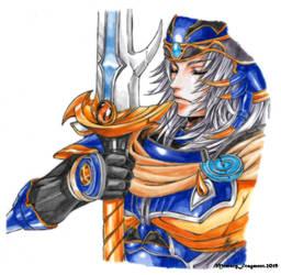 Warrior of Light - Dissidia