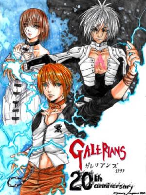 -GALERIANS-
