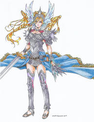 [C] Brunhild- ForceOfWill