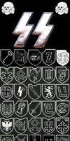 SS Divisions by Von-Richthofen