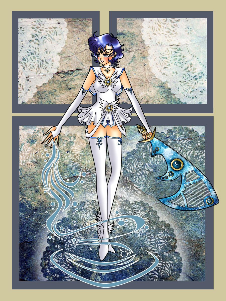 Sailor Saraswati by silver-eyes-blue