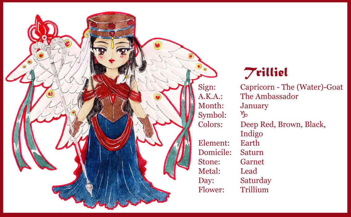 GotZ: Trilliel - CAPRICORN Chb by silver-eyes-blue on DeviantArt
