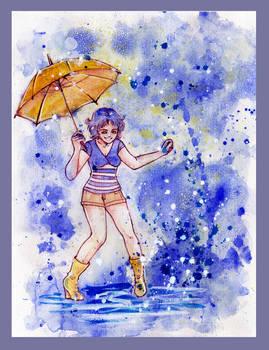 Ami - Dancing in the Rain