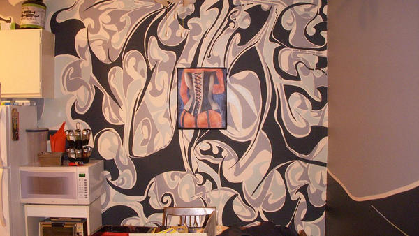 Wall Design4 by violet67