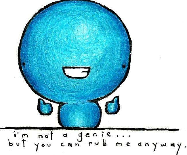 Rub Me Anyway. by Skissored