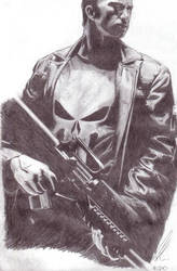The Punisher by Skissored