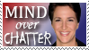 Rachel Maddow Stamp by KrisCynical
