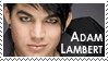 Adam Lambert Stamp by KrisCynical