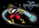 Sora and the Keyblade
