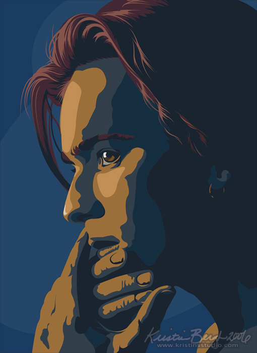 Illustrator Portrait