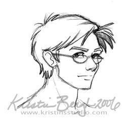 James Doodle - HP by KrisCynical