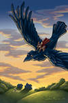 Sunset Flight: Rats of NIMH
