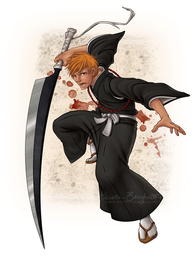 Unorthodox: Ichigo by KrisCynical