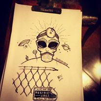 UFO by PsychoXarles