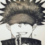 Gojo Satoru Drawing