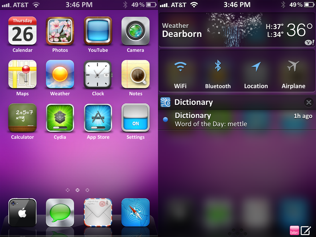 jailbreak iphone 4s iphone 4s jailbreak screen by jazico on deviantart 12541