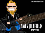 James Hetfield Chibi 2