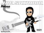 Joe Satriani Chibi 2