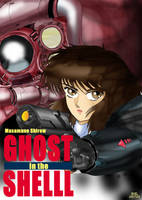 Ghost in the Shell by roelworks