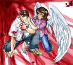 Winged savior