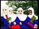 Zahra and Friends