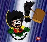 Batgirl Hammer