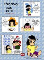 Khansa vs Roti part 3 by roelworks