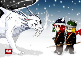 HTTYD: The sabretooth Dragon