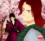 Samurai and Higlander