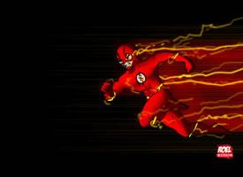 Run Barry! Run!