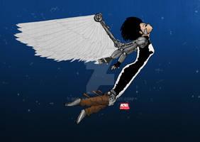 Alita: Fallen angel