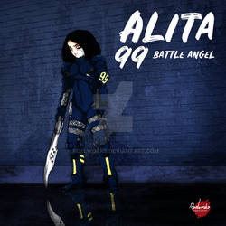 Battle Angel Alita - 99