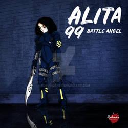 Battle Angel Alita - 99