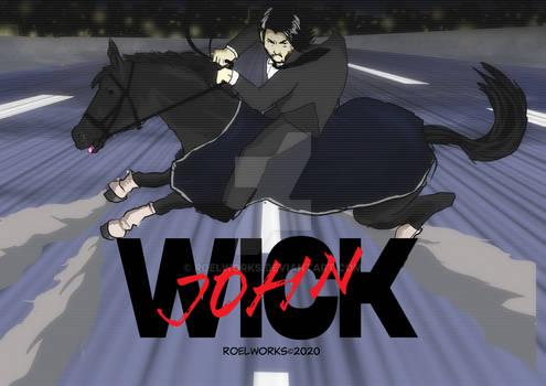 Wick Akira Horse