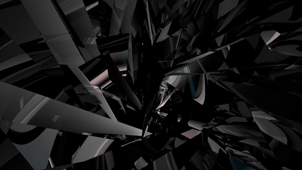 Shattered Glass Wallpaper 1 by sykosys