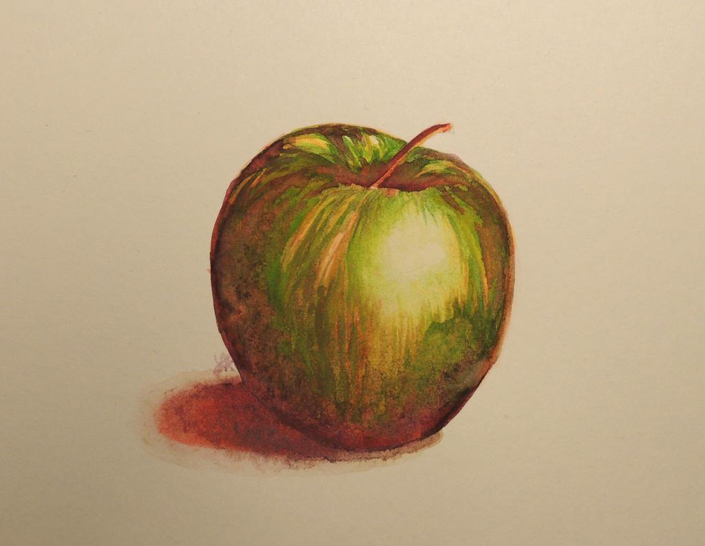 Apple! by AwesomeTheAmazing
