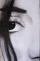 the eye by Fabryart93