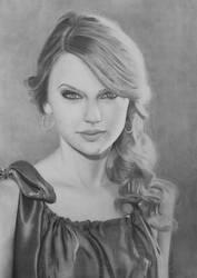 Taylor Swift Portrait